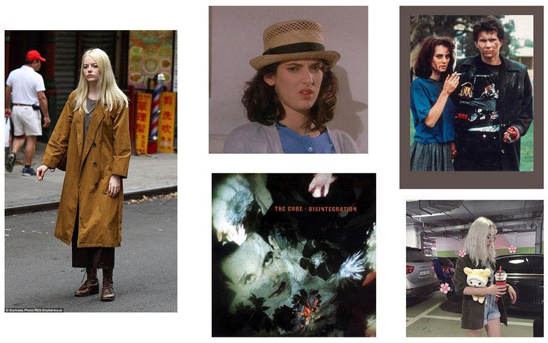 compelling girl character inspiration moodboard references