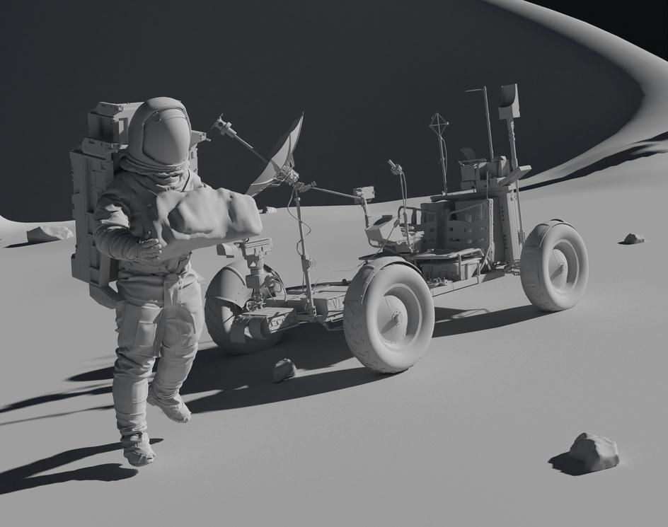 Space Walkby Patryk Urbaniak