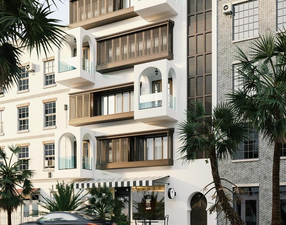 Moroccan Apartmentby Amir Varasteh