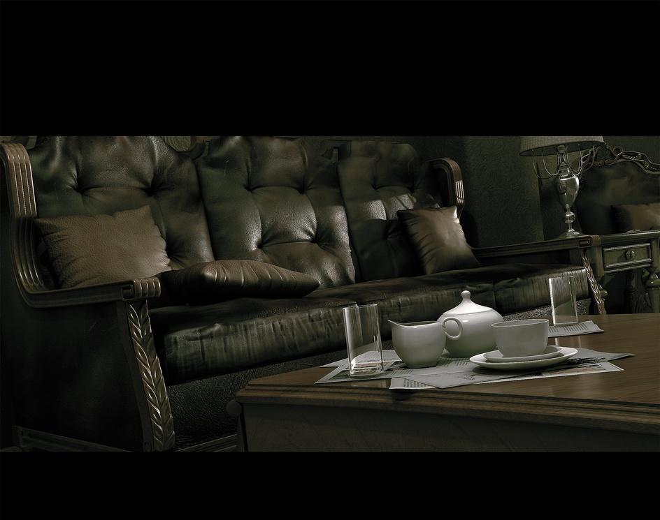 Living Roomby mortezanajafi