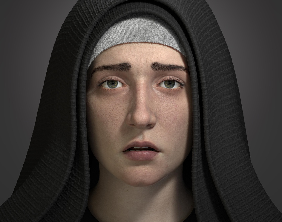 MOTHER MARYby FELIX DSOUZA