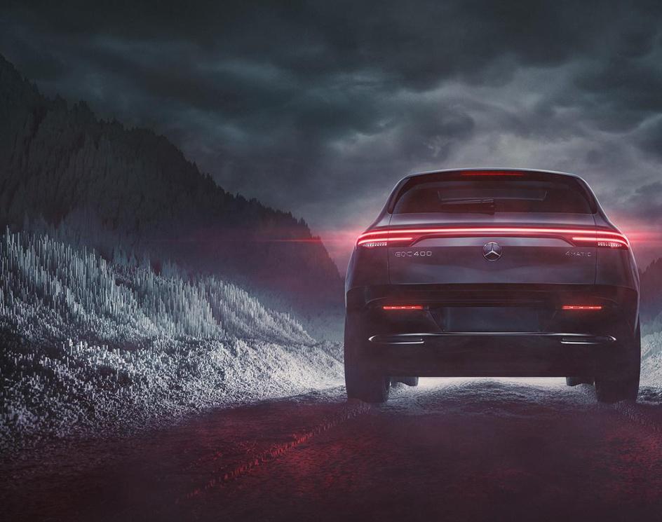 Mercedes-Benz EQC - Black Editionby Maksym_Khirnyy