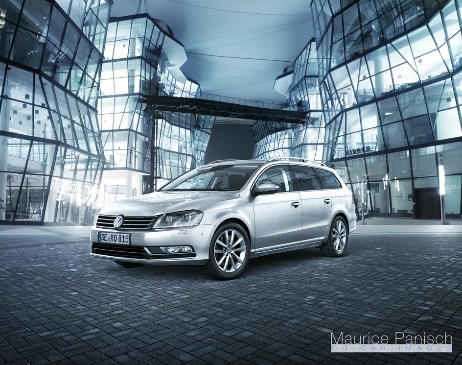 VW Passat 2010by Maurice Panisch