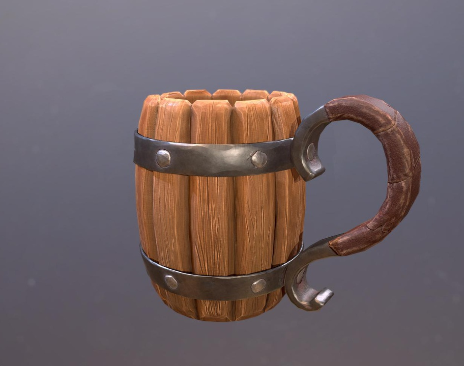 Viking Mugby Julia