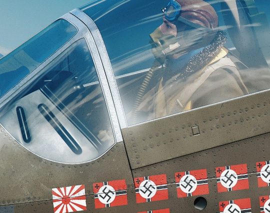 P-51D Frenesiby Piotr Forkasiewicz