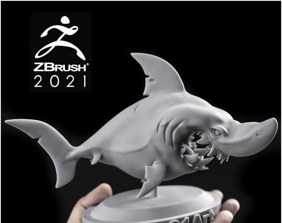 Cartoon Sharkby Luis E Gutierrez Polo