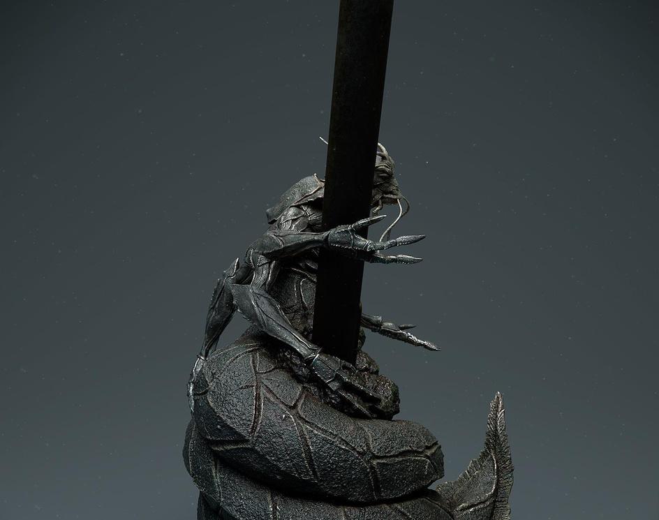 Naga Pen Holderby Rafael Ussuy