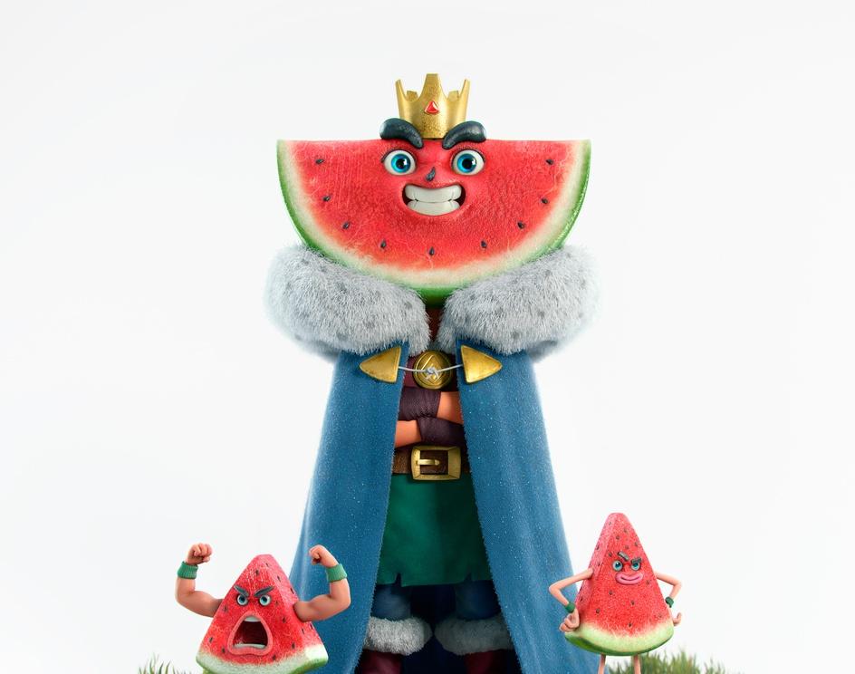Melon Kingby Nicolas Santos