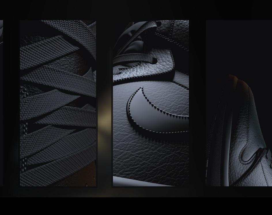 Nike AirJordan Oneby Rakan Khamash