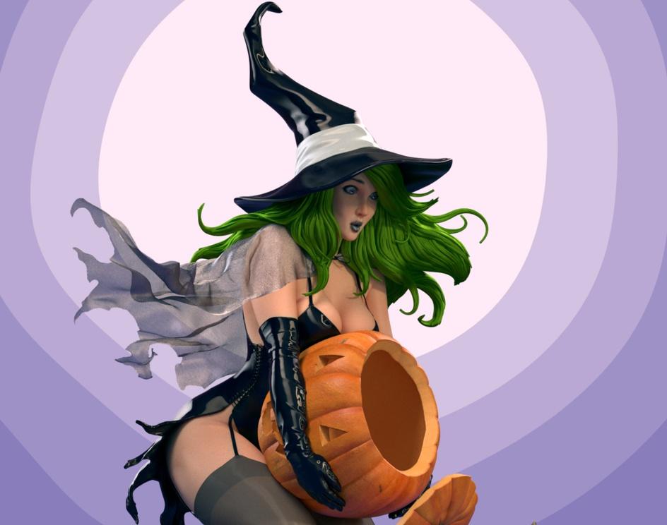 Witchby Nilberto Tawata