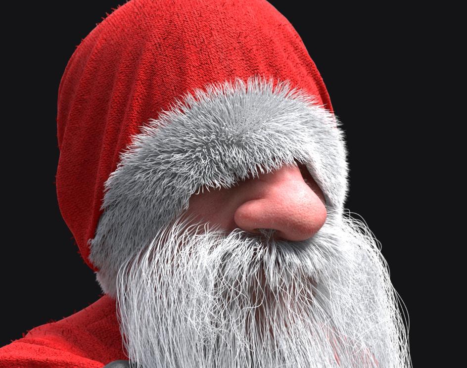 Santa Clausby Souhayl Ben Ali