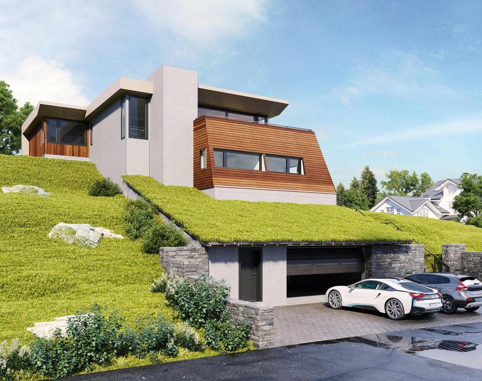 Norwegian Homeby DEER Design