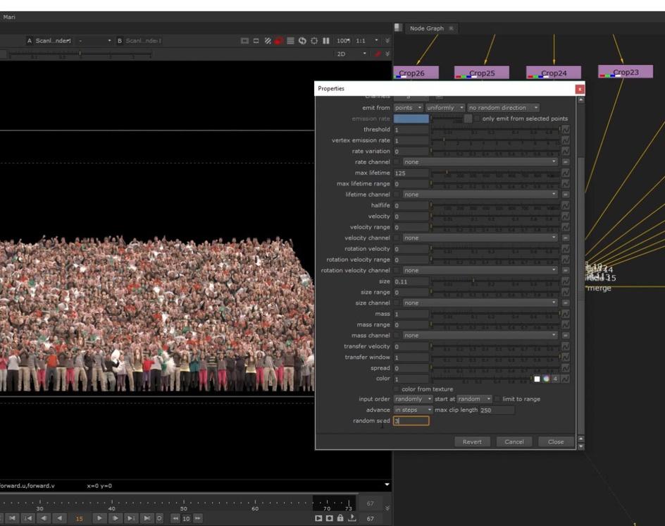Nuke VFX composite, Tutorial