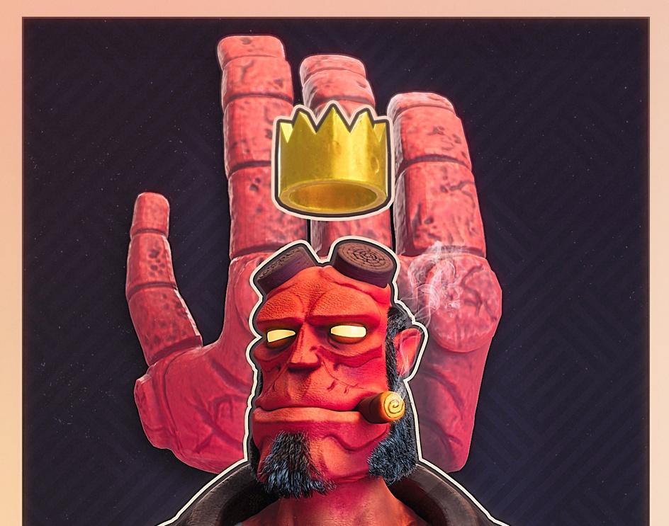 Hellboy: The Right Hand of Doomby Oğuzhan Cihangir