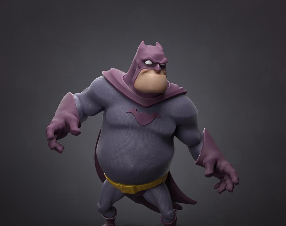 Batman - Fat n Deadlyby orim3d