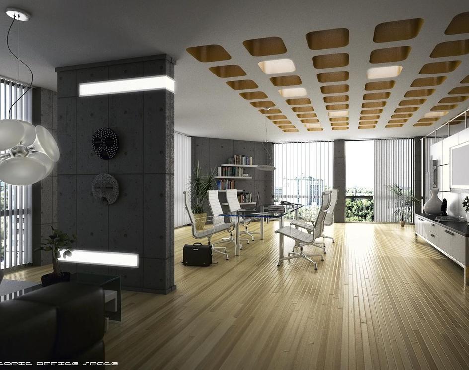 NeoScopic Office Spaceby otiksisa