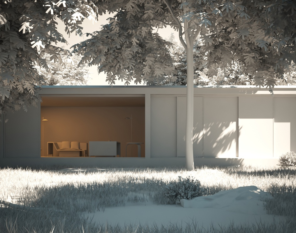 pixel vray course (exterior part)by SaeedAlizadeh