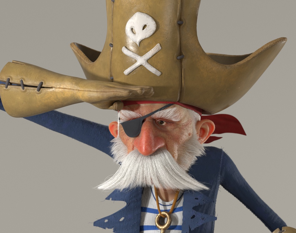 Pirateby Bohloul Belarak