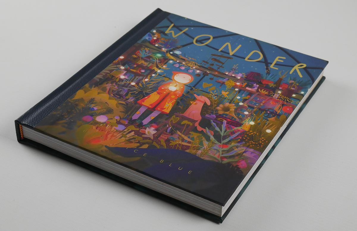 beatrice blue wonder book