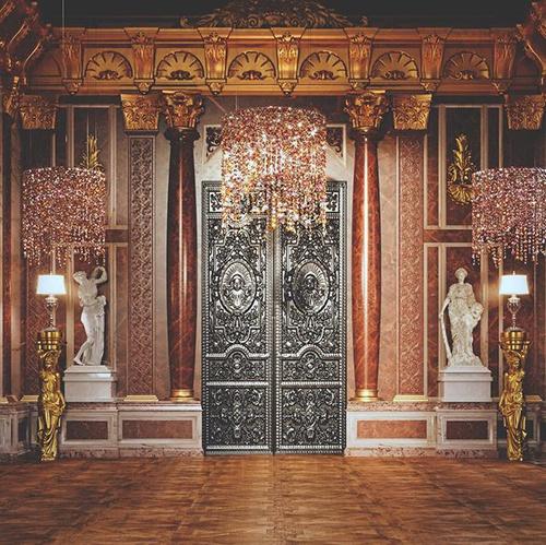 palace 3d interior design