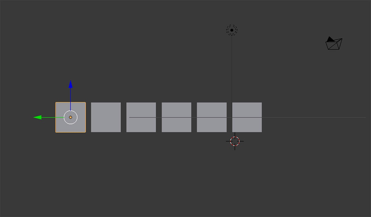 duplicating objects in Blender