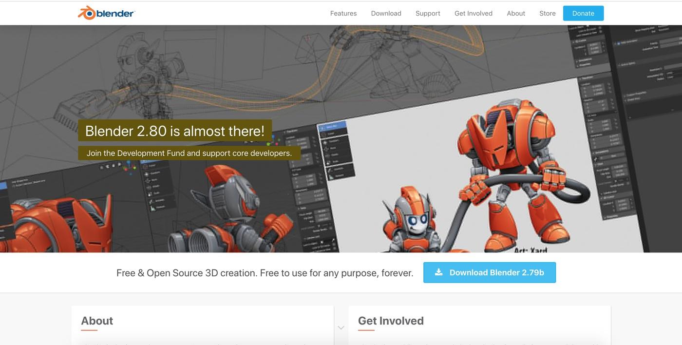 render model resource 3d creation website