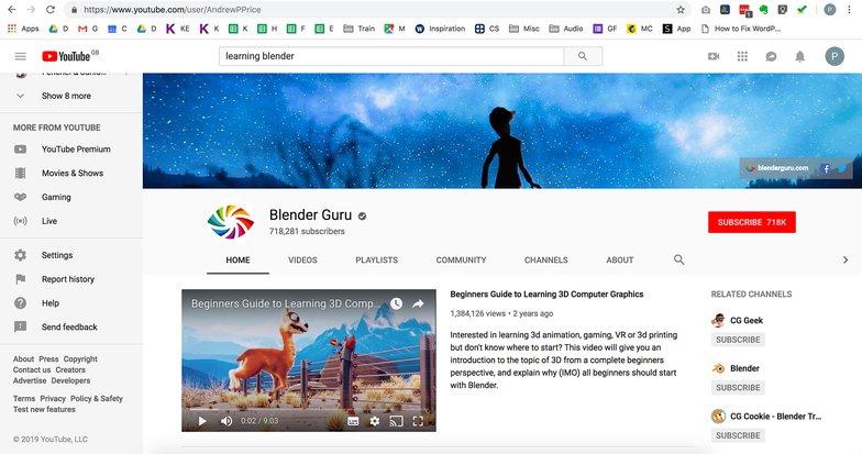 7 Top tips for Blender beginners · 3dtotal · Learn | Create