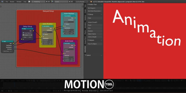 Ten more amazing Blender add-ons · 3dtotal · Learn | Create