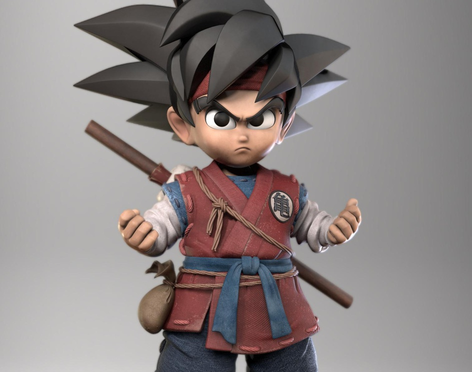 Goku Kidby Lim Philippe