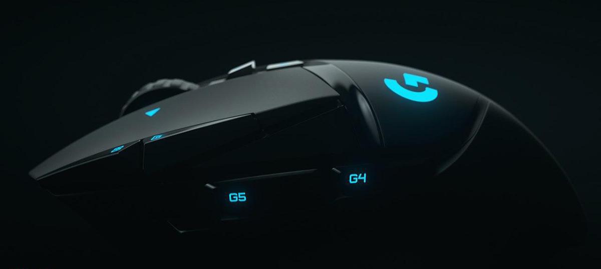close up pc mouse advertisement