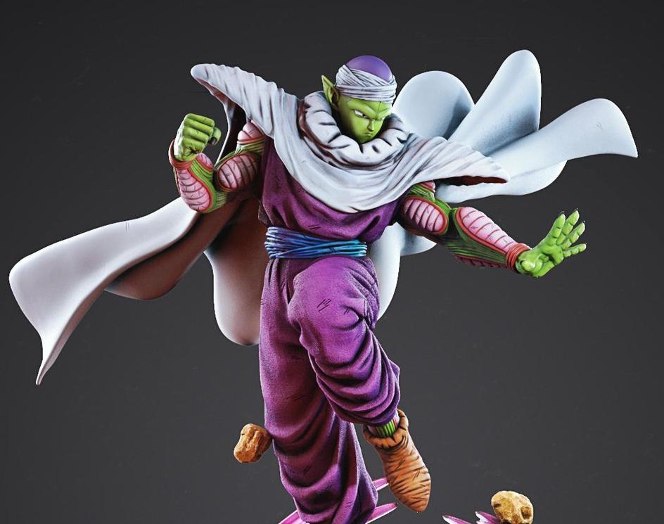 Piccolo Fan Art - Dragon Ball Zby Gabriel Reis