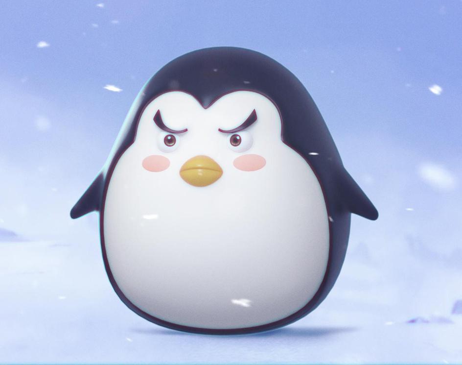 Pinguim - [EN] Penguinby Rodrigo Felix
