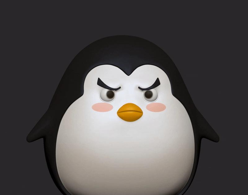 Pinguim [EN] Penguinby Rodrigo Felix