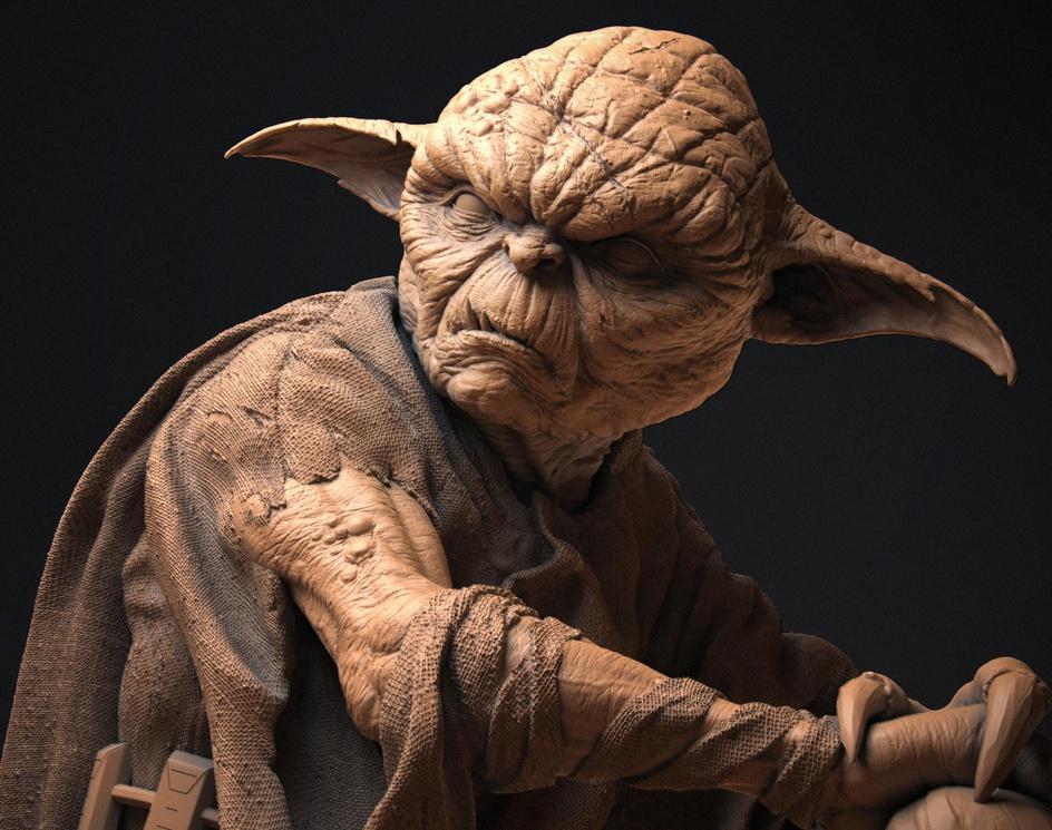 Yoda Darksideby JazZ