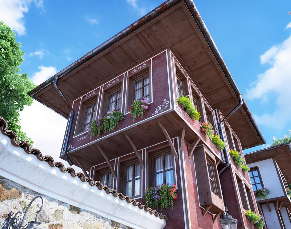 Old Plovdivby CihanOzkan