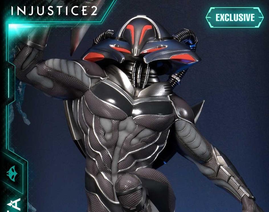 Black Manta - Prime 1 Studio / Injustice 2by Felipe Fontoura