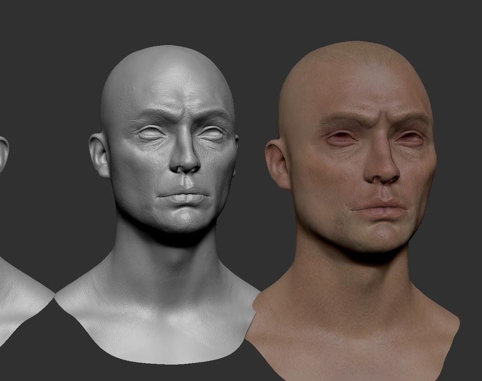 Portrait exerciseby Luca Travaglini