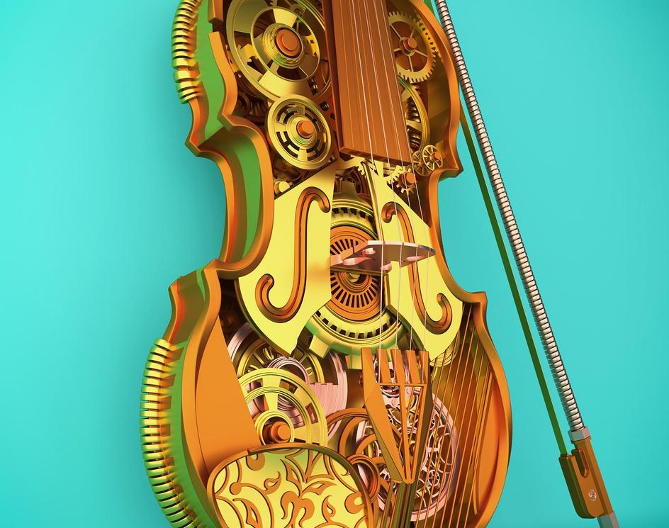 When Industrial Design Met Classical Musicby Paul Wesley