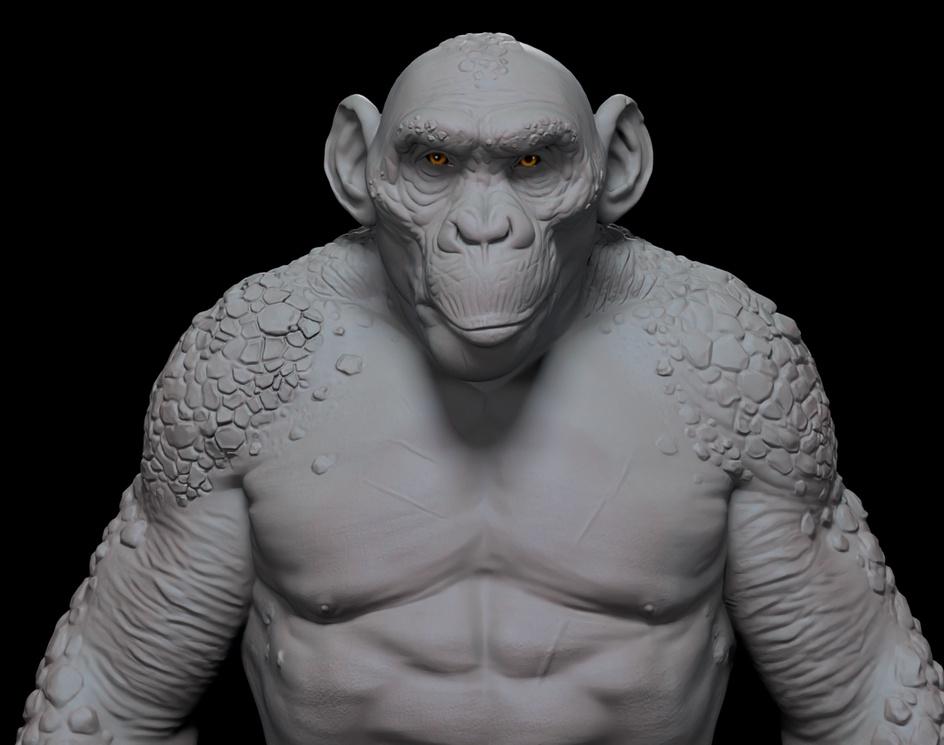 Troll Monkeyby Lukas Lima