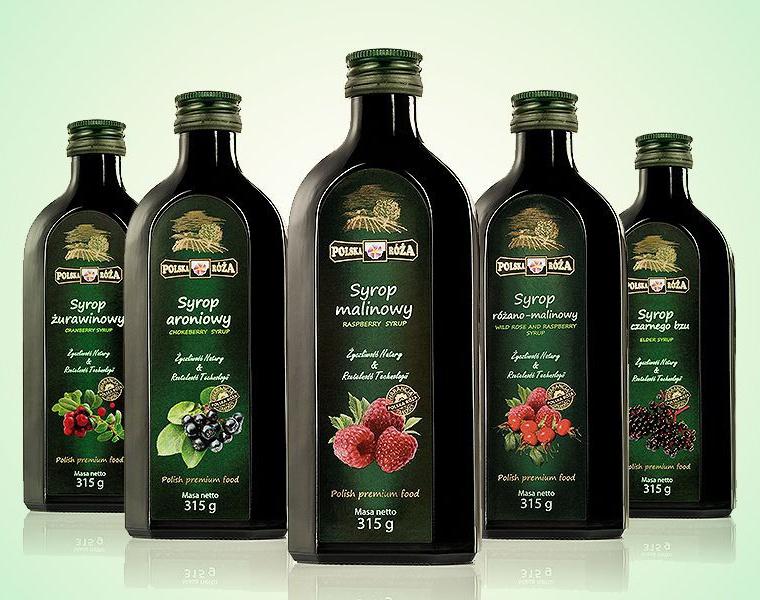 Etykiety na butelkiby Zaplecze Graficzne