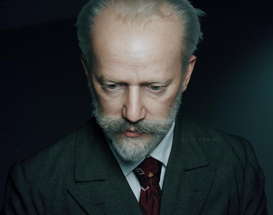 Pyotr Ilyich Tchaikovskyby Hadi Karimi