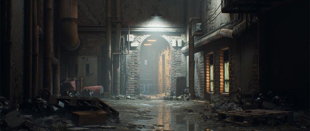 Create an Urban Alley in Unreal Engine 4 · 3dtotal · Learn