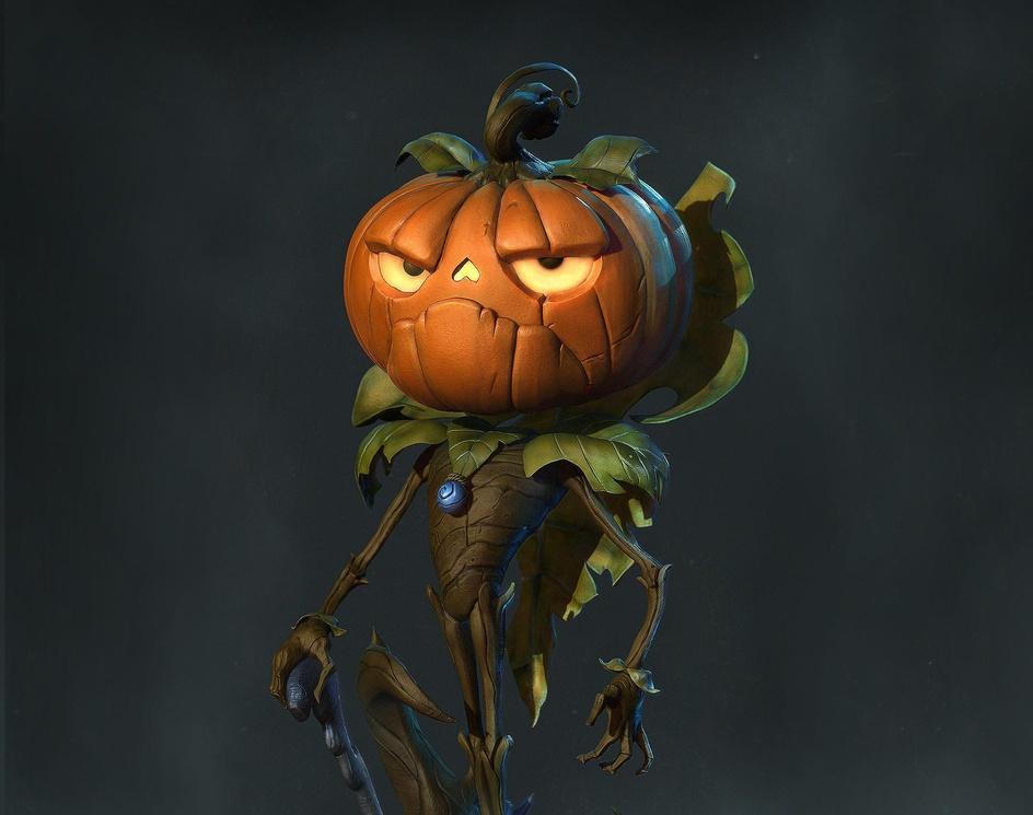 The True Pumpkinby Rafael Mesquita