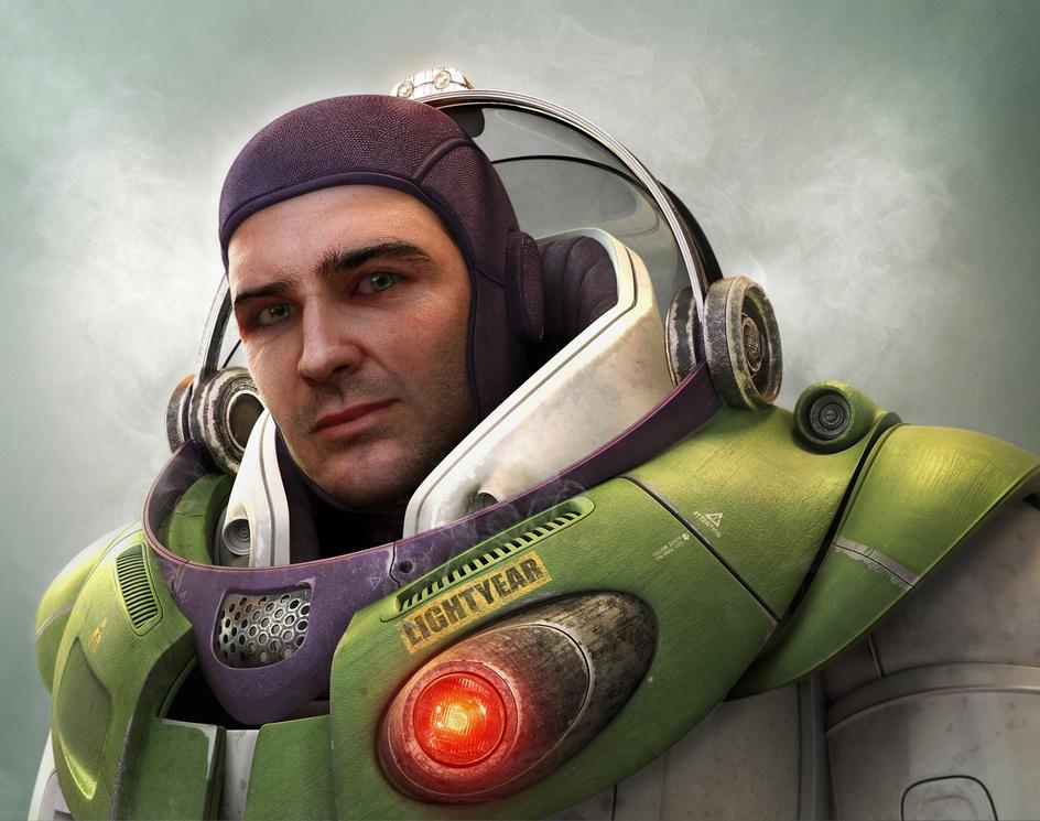 Buzz Lightyearby raoninery