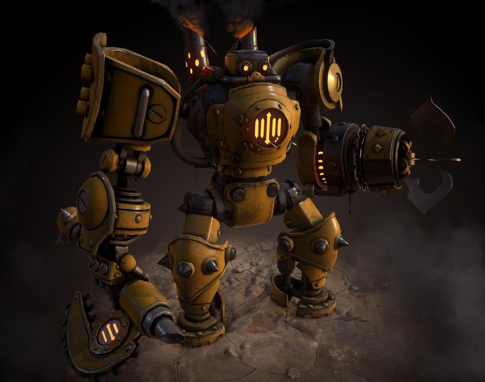 Robotby Vu Phan