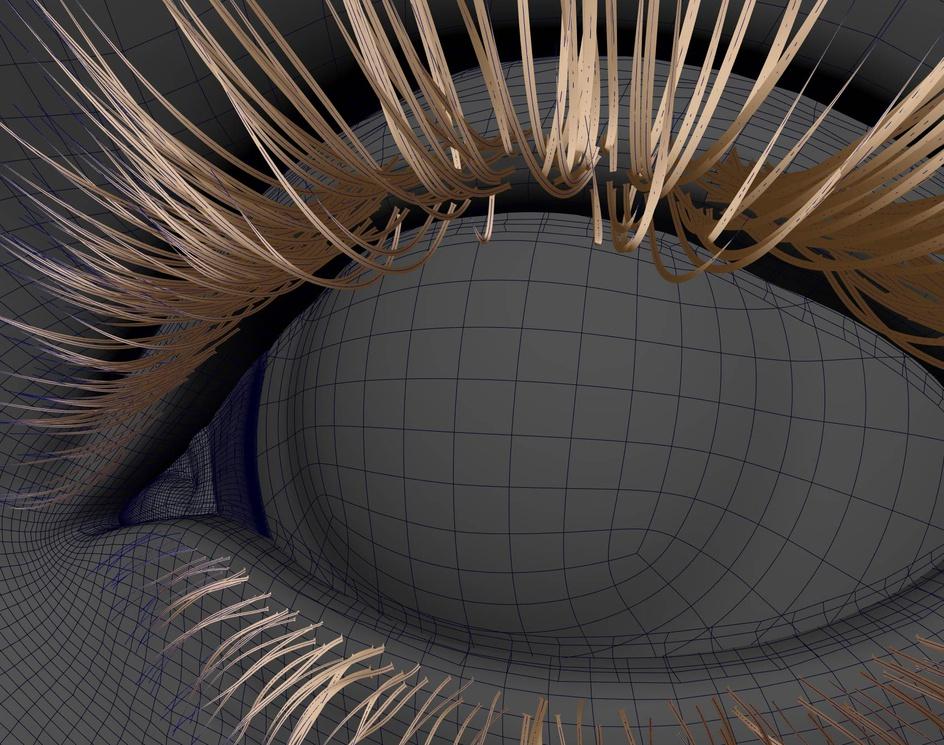 3D Photorealistic Eye.by Alexander Beim_LotusArt