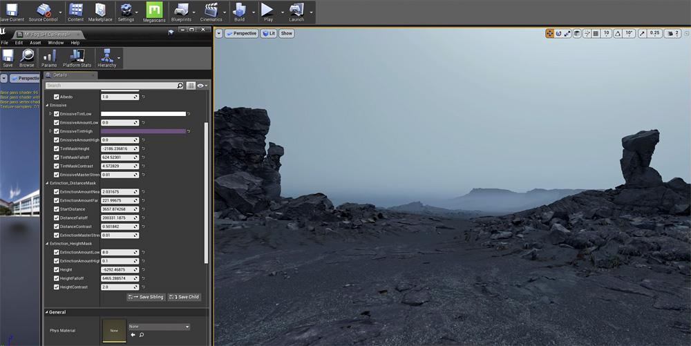 Behind Rebirth in Unreal Engine 4 · 3dtotal · Learn   Create