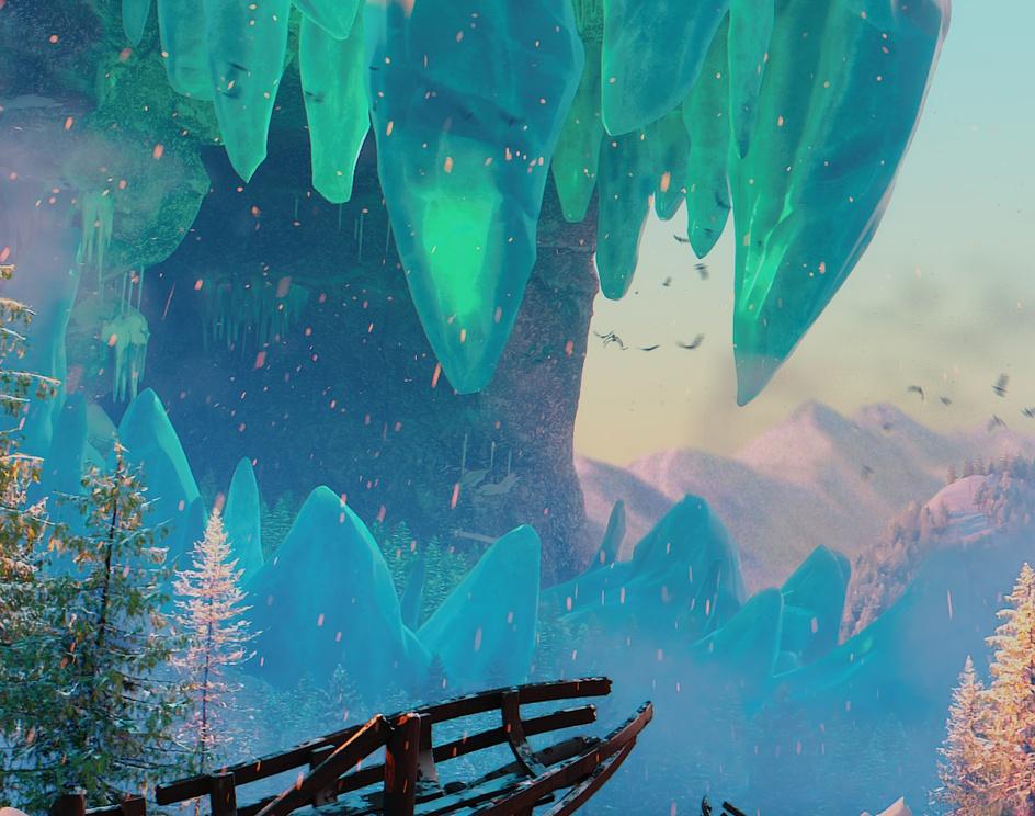 Frozen Landby pedro henrique placido silva