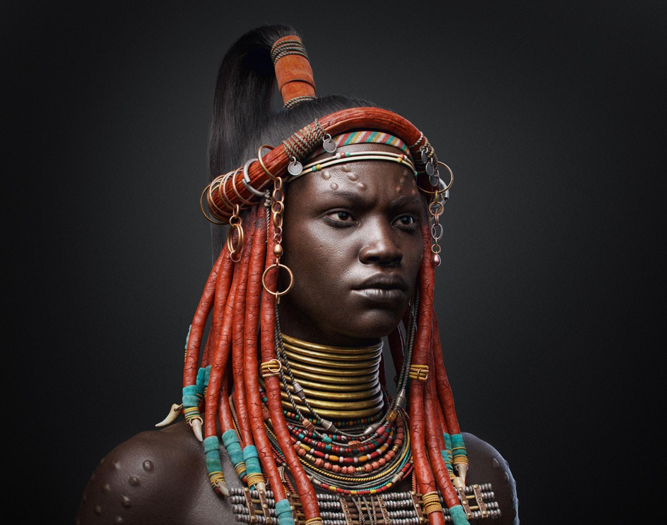 African warrior—Sparta: War of Empiresby oleg_bozhko