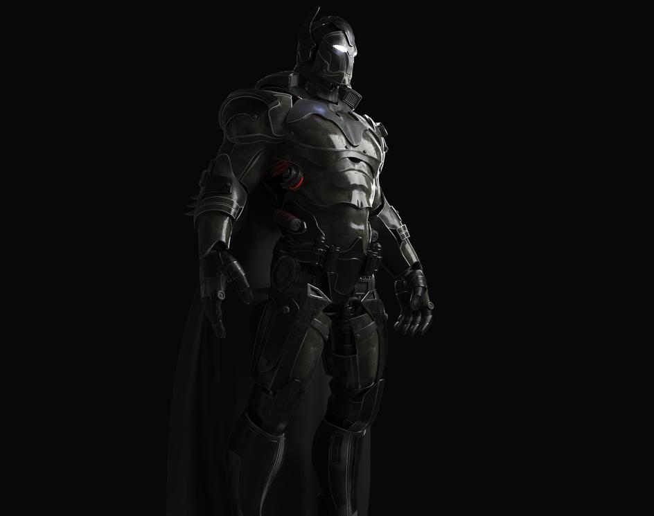 Mecha Batmanby FabioDamico